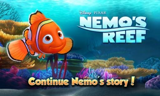 《尼莫奇幻水乐园 Nemo's Reef》是一款模拟经营游戏,一起来体验奇妙的海底之旅吧!构建一个美丽的海底世界,让《海底总动员》的成员们齐聚一堂吧!游戏支持法语、德语、荷兰语、意大利语和西班牙语。尼莫和他的爸爸正在卓说构建世界上最美的珊瑚礁!帮助他们建设一个最佳海底世界吧!