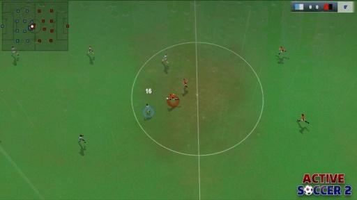 动感足球2v1.1.1截图1