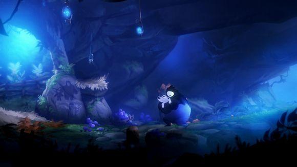 《奥日与黑暗森林》流程图 游戏太美图片
