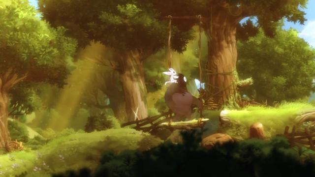 《奥日和黑暗森林》图文攻略