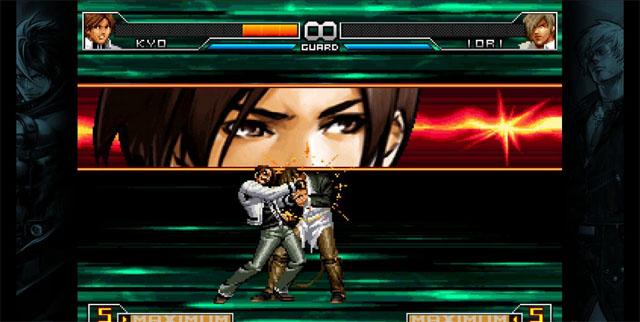 拳皇2002终极之战中文版截图0