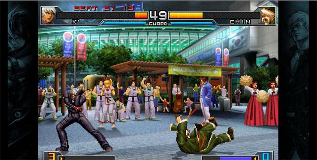 拳皇2002终极之战中文版截图3