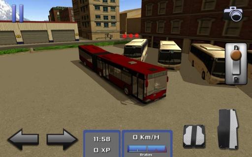 模拟巴士3Dv1.8.7截图1