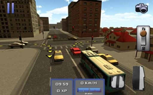 模拟巴士3Dv1.8.7截图0