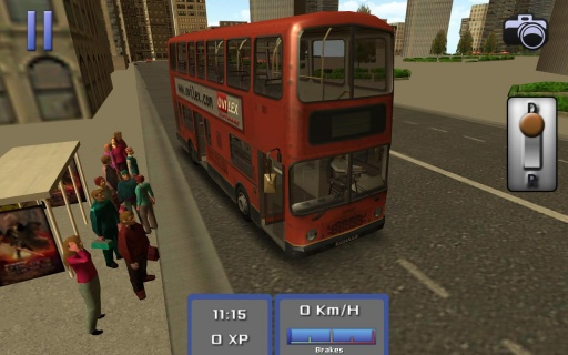 模拟巴士3Dv1.8.7截图3