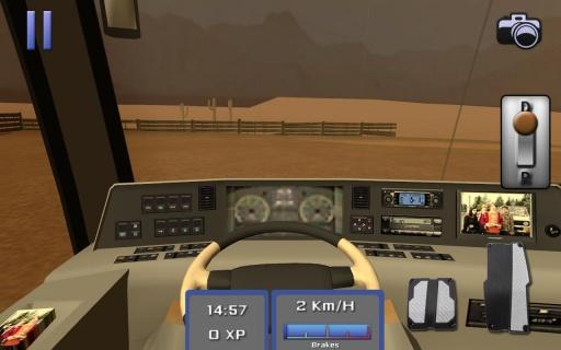 模拟巴士3Dv1.8.7截图4