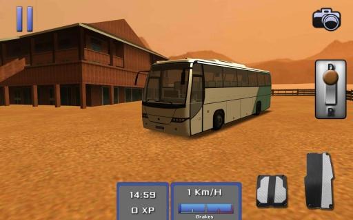 模拟巴士3Dv1.8.7截图5