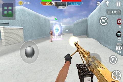 火线精英3D 无限金币版1.0.8截图3