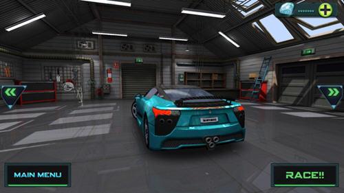 急速3D赛车 无限金币版v1.1.3截图1