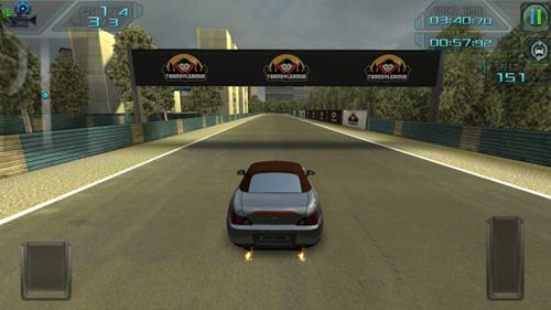 急速3D赛车 无限金币版v1.1.3截图0