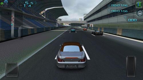 急速3D赛车 无限金币版v1.1.3截图4