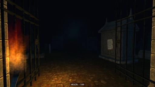 恐惧来袭 3D恐怖冒险解谜手游v1.3截图1