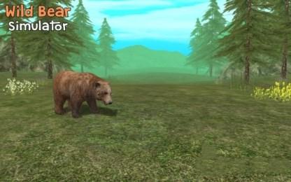 野熊模拟3D 挑战野外生存v2.0截图0