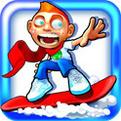 熊孩子极限滑雪免费道具版