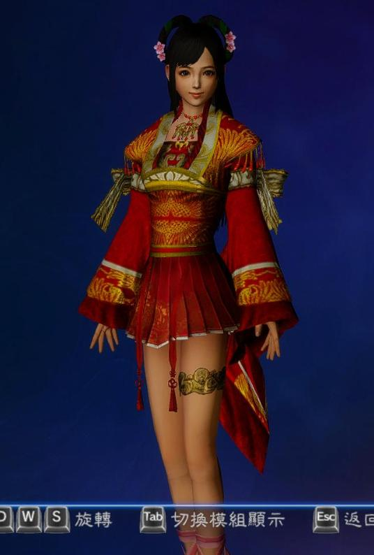 真三国无双7:帝国女儿国系列武将包