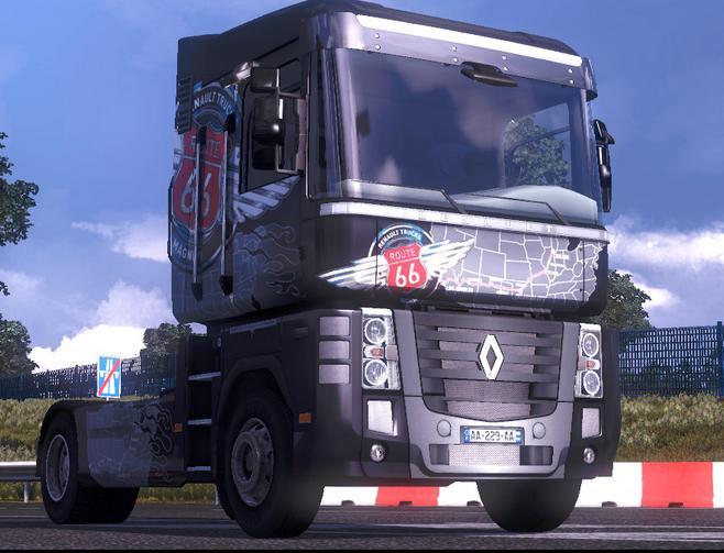 欧洲卡车模拟2提高FPS降低延迟工具