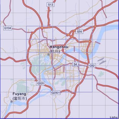 城市:天际线杭州地图mod下载-乐游网游戏下载