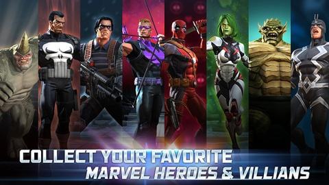 漫威英雄格斗赛v2.0.0截图3