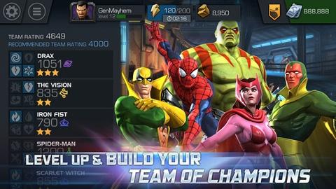 漫威英雄格斗赛v2.0.0截图4