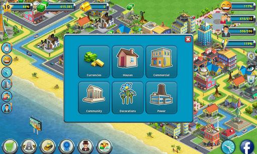 城市岛屿2v2.2.3_截图