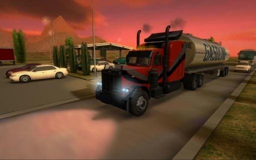 卡车模拟v1.3.9截图0