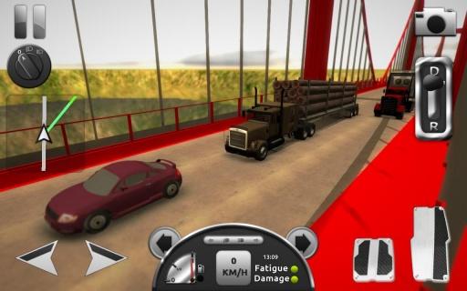 卡车模拟v1.3.9截图1