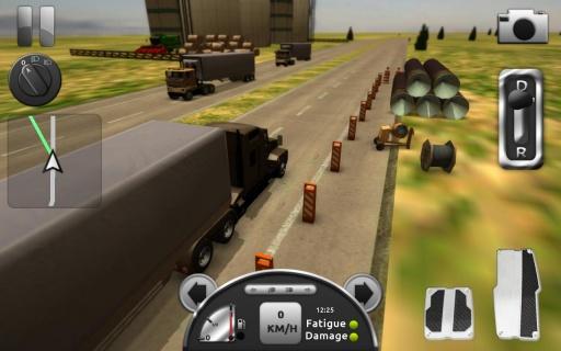卡车模拟v1.3.9_截图2