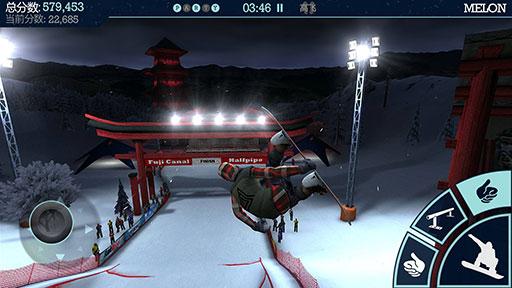 滑雪板盛宴 金币版v1.0.10截图0