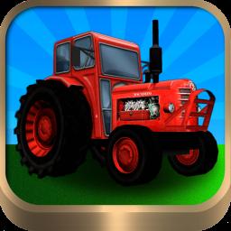 拖拉机:农场司机