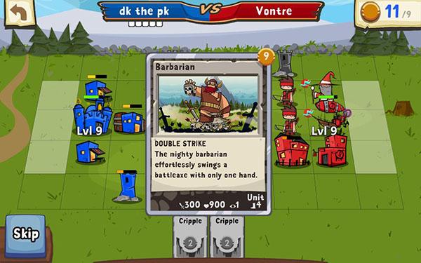 纸牌与城堡v1.2.55_截图0