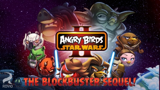 愤怒的小鸟:星球大战2高级版v1.8.0安卓版_截图0