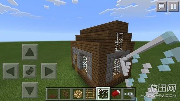我的世界建房子详细图文教程