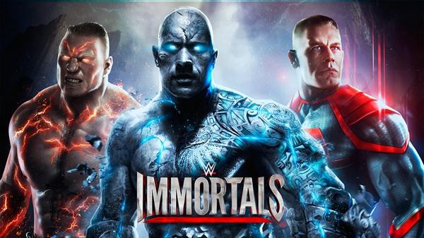 wwe immortals安卓破解版v1.0.1_截图