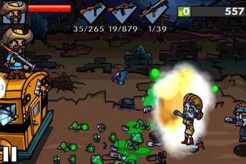 0   内容介绍 《生化危机:僵尸围城》是一款2d横版