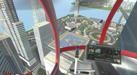 模拟电梯主电路图