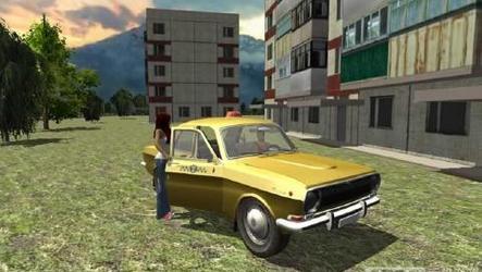 俄罗斯出租车3D模拟安卓版1.0.5_截图2