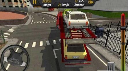 真正的卡车驾驶安卓版1.8_截图2