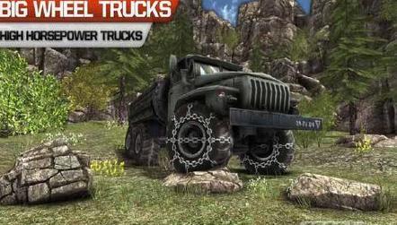 3D越野卡车司机1.2_截图0