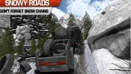 3D越野卡车司机1.2_截图2