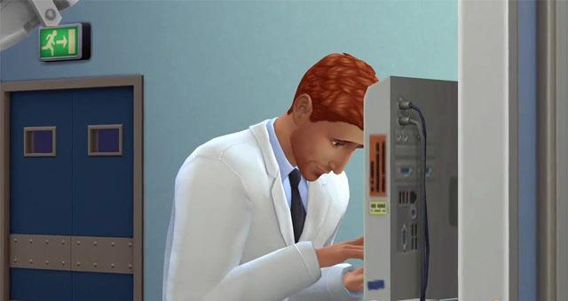 模拟人生4:来去上班截图2