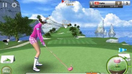 高尔夫之星无限金币3.0.1_截图