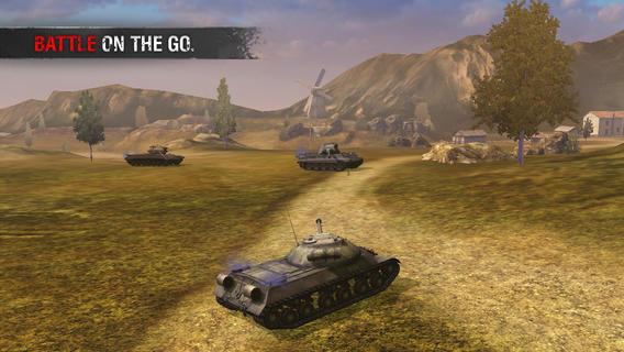 坦克世界闪电战1.8(带数据包)V1.8安卓版截图2