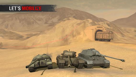坦克世界闪电战1.8(带数据包)V1.8安卓版截图3