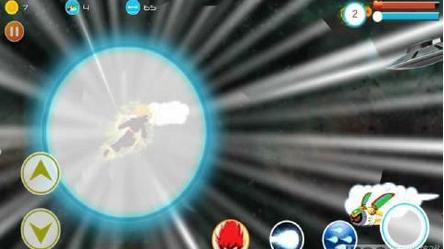 七龙珠:赛亚人幽灵战士安卓版1.2.5_截图1