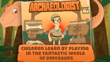 考古学家:来自侏罗纪的生命安卓版v1.2.1截图0