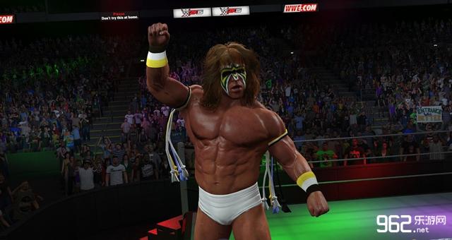 美国职业摔角联盟2K15截图1