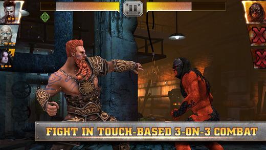 WWE:众神谱安卓手机版v1.1截图1