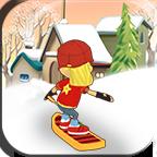 滑雪酷跑安卓破解版