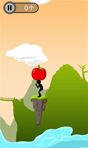 """""""你是我的小苹果""""挑战反应速度还不够极限?"""