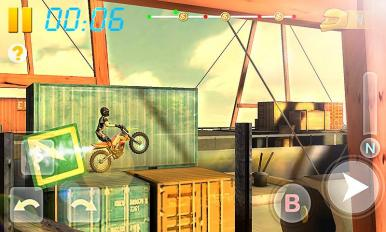 摩托竞技3D 安卓版v1.7截图0
